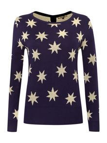 Star Metallic Jumper
