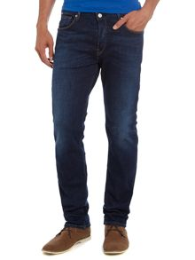 Paul Smith Jeans Tapered rinse wash jeans