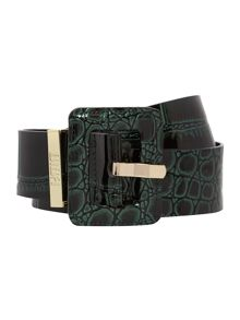 Natalie covered waist belt
