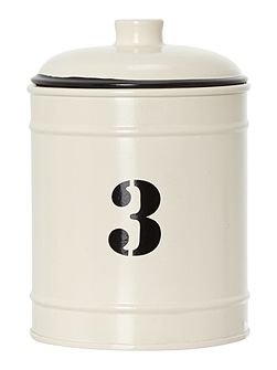 No 3 small storage tin
