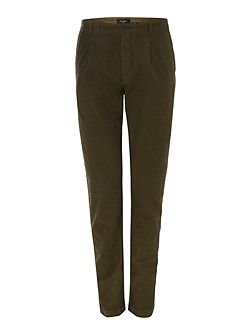 Men's Paul Smith Jeans Dyed twill trousers