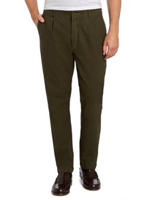 Paul Smith Jeans Dyed twill trousers
