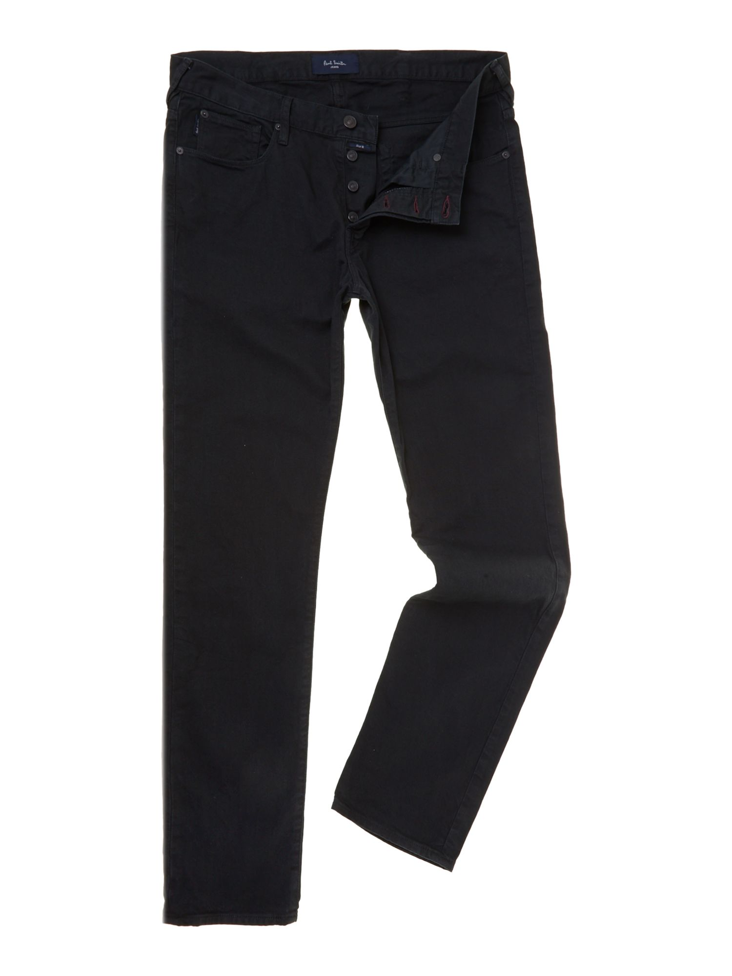 5 pocket twill trousers