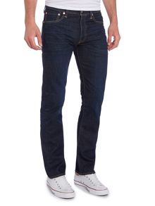 501® original stright leg light wash jeans