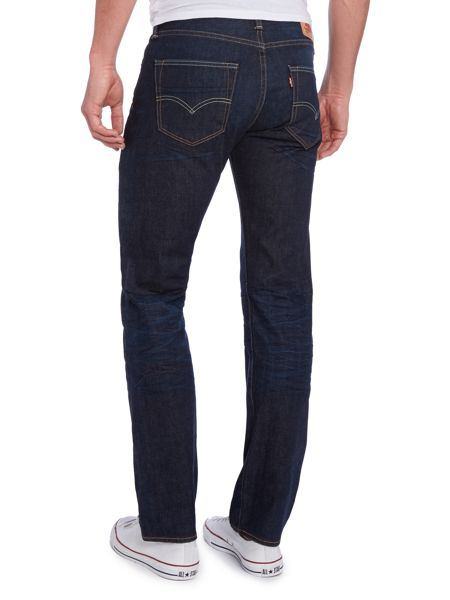 Levi's 501® Original Stright Leg Jean In Blue Lane Wash