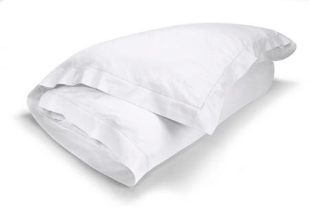 Ralph Lauren Home Langdon white double duvet cover