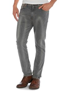 510 skinny fit grey jeans
