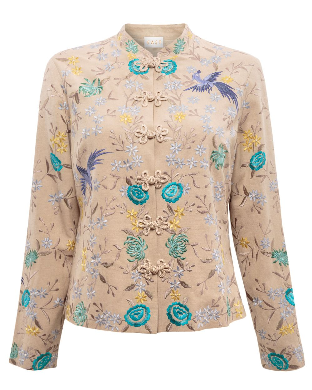 Florella embroidered jacket