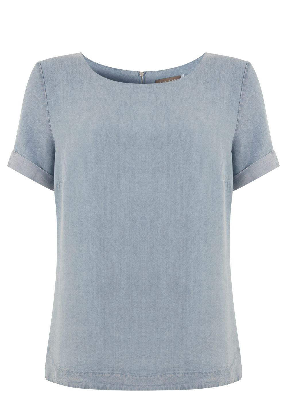 Light denim tshirt