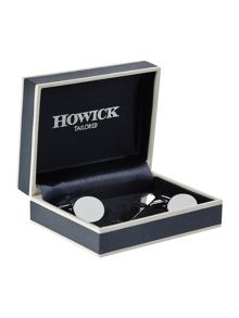Cufflink and collar stay gift set