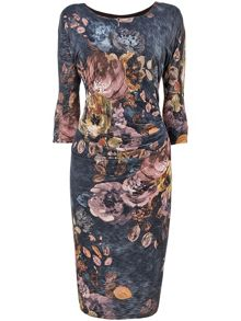 Windsor print dress