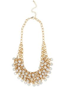 Beatrice crystal necklace