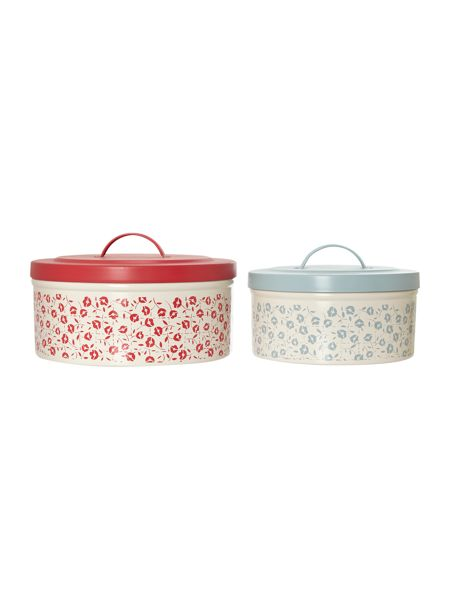 Dickins & Jones Set of 2 cake tins