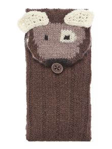 Pawsfield dog wool mix gloves