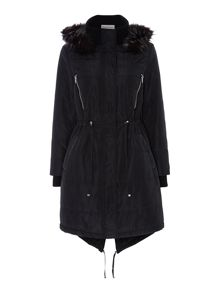 Mary Hooded Parka