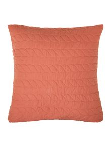 Dickins & Jones Laurel orange sham