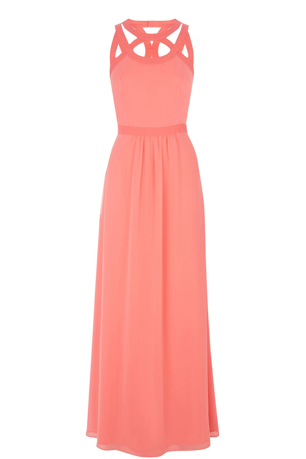 Feature strap soft maxi