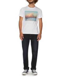 Cloud Wave Graphic Tee