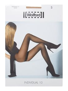 Wolford 10 denier individual tight