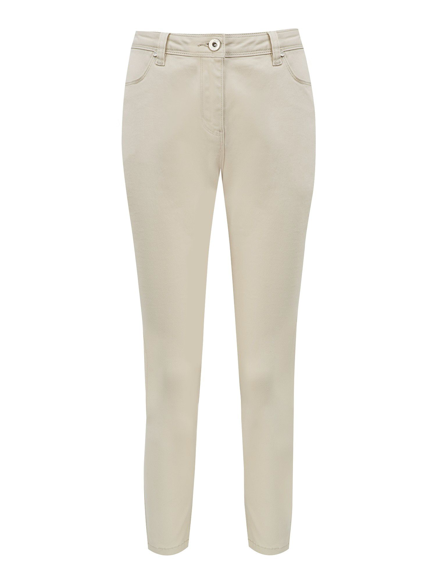 Chino trouser regular stone
