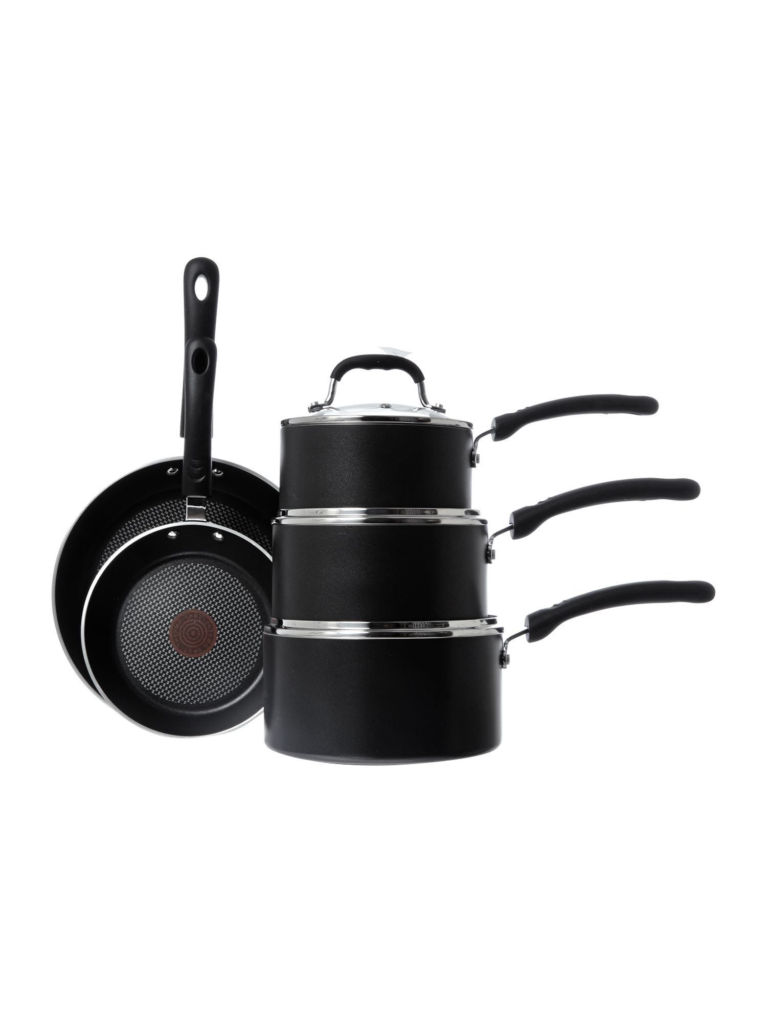 Tefal Tefal PTFE Induction 5 piece set