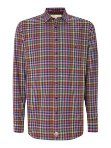 Gingham Multi Check Shirt