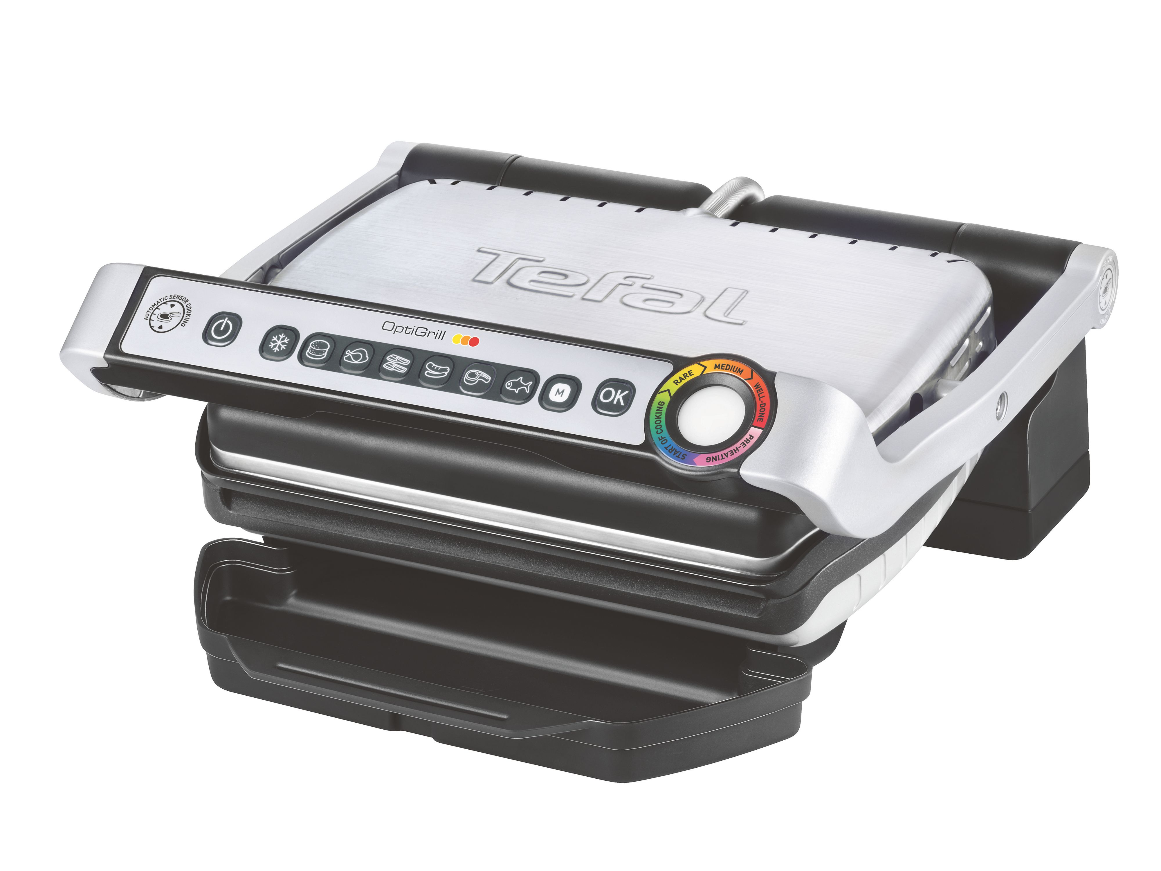 Tefal Tefal OptiGrill GC701D40