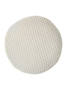 Elsie cream cushion