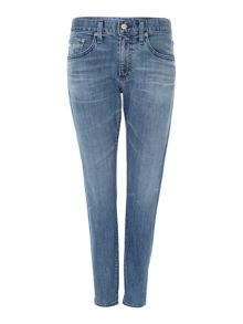 AG Jeans The pipper crop boyfriend jeans