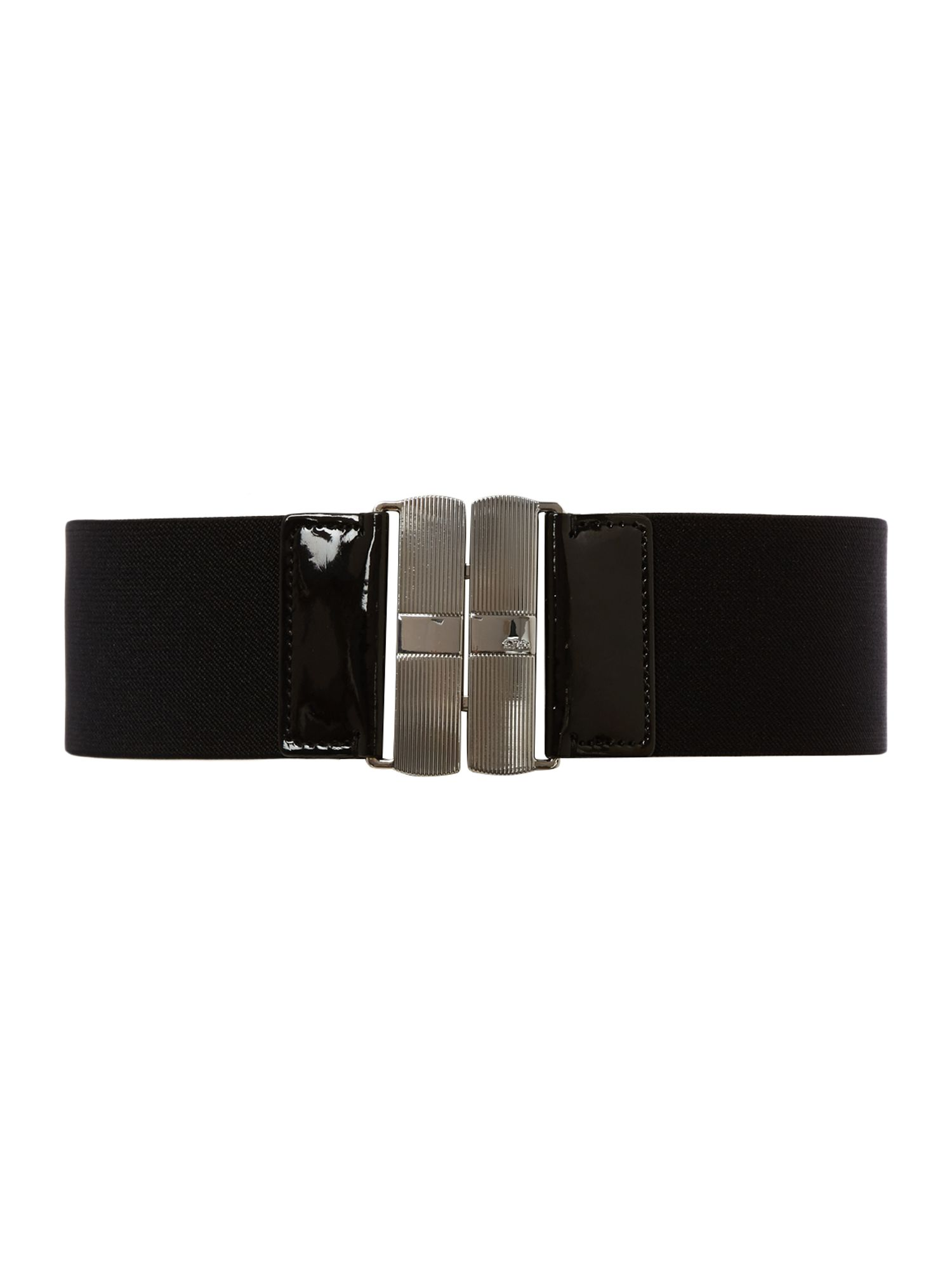 Stretch interlock belt