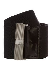 Lauren Ralph Lauren Stretch interlock belt