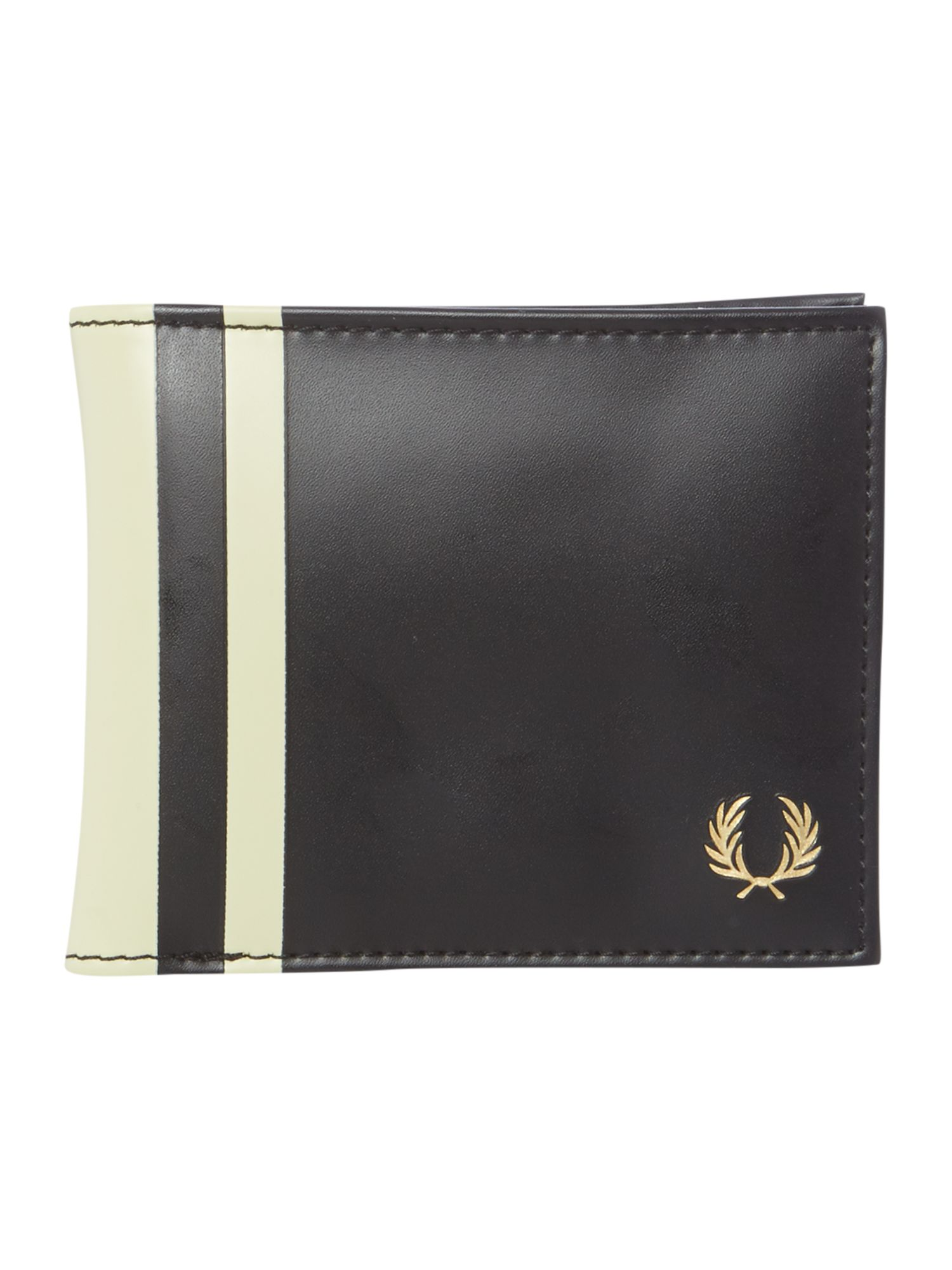 Side stripe billfold wallet
