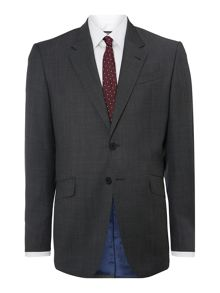 Pindot regular suit