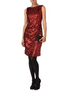 Angele sequin dress