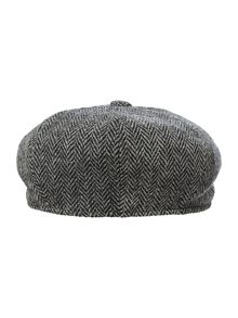 Failsworth Harris tweed baker boy hat