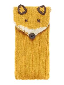Pawsfield fox phone case