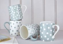 Darcy mugs set of 4