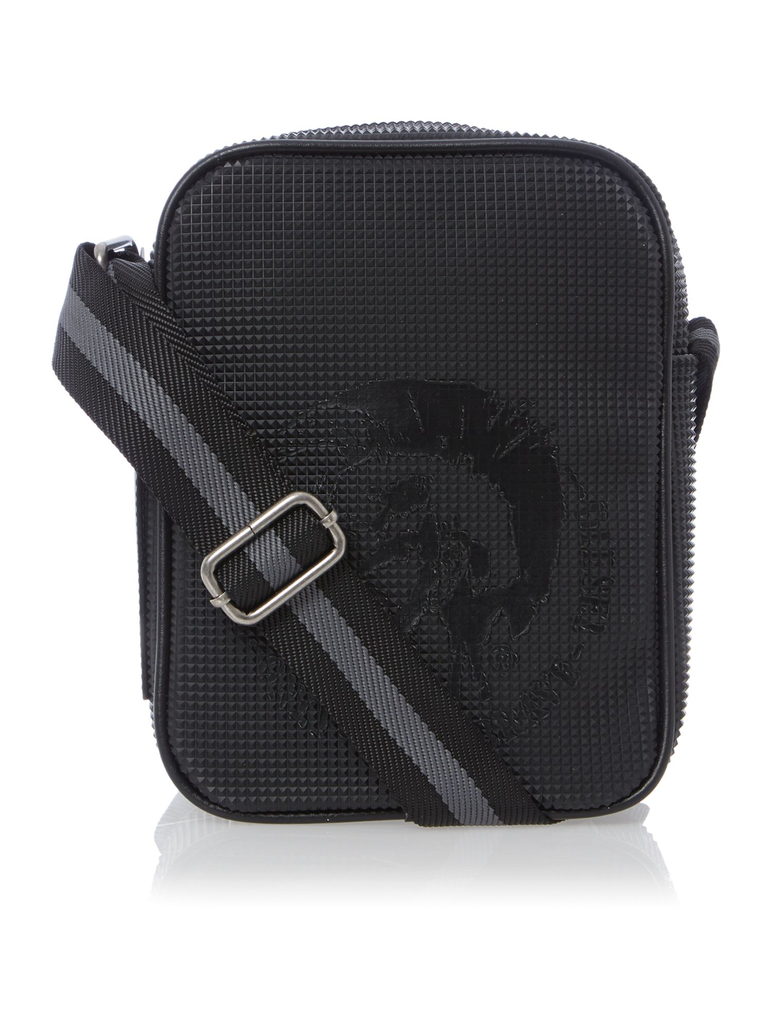 Richie tectured small man pouch