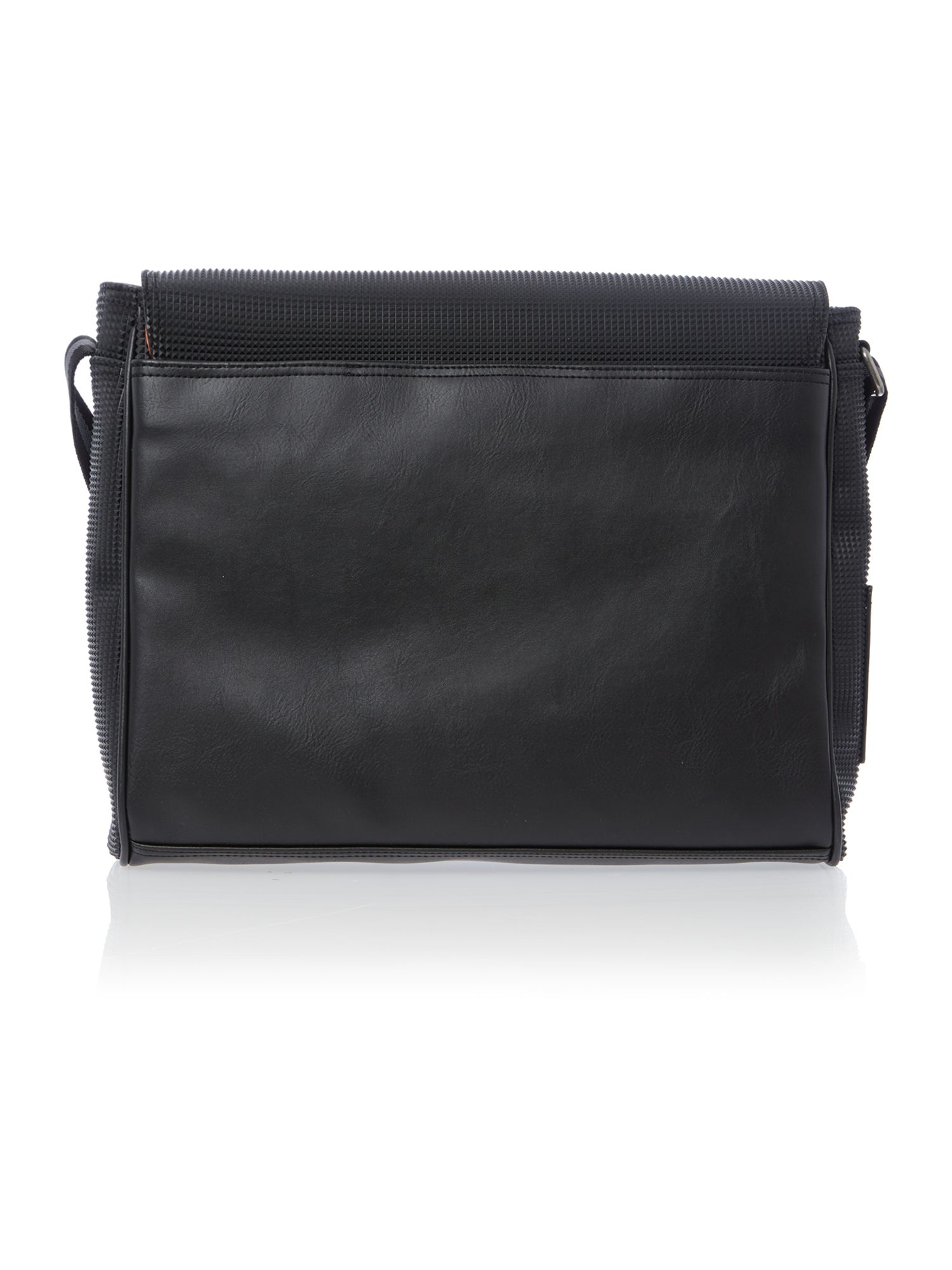 Ralph textured messenger bag