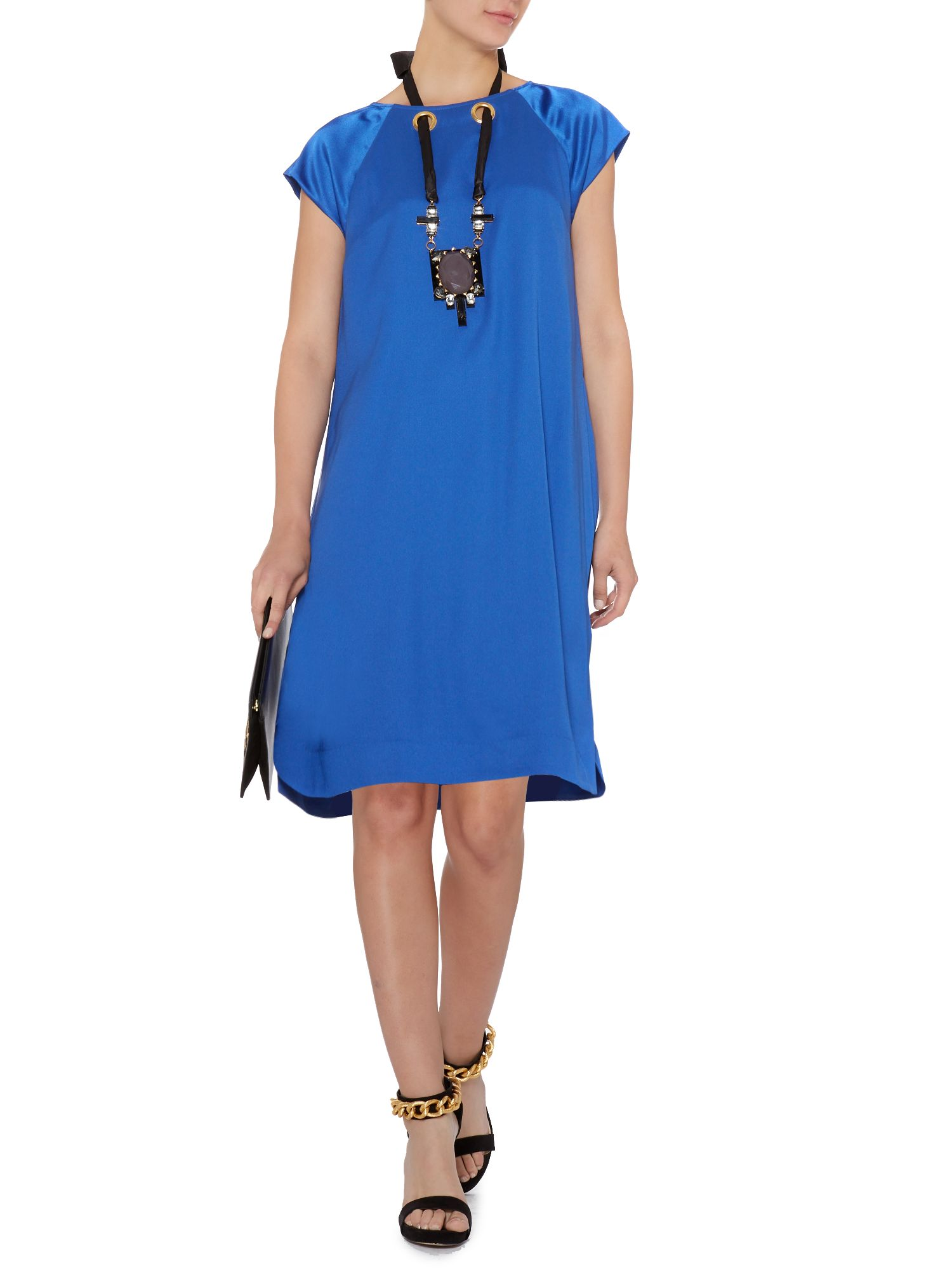 Necklace chain dress