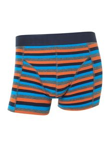 4 pack stripe & plain print trunks
