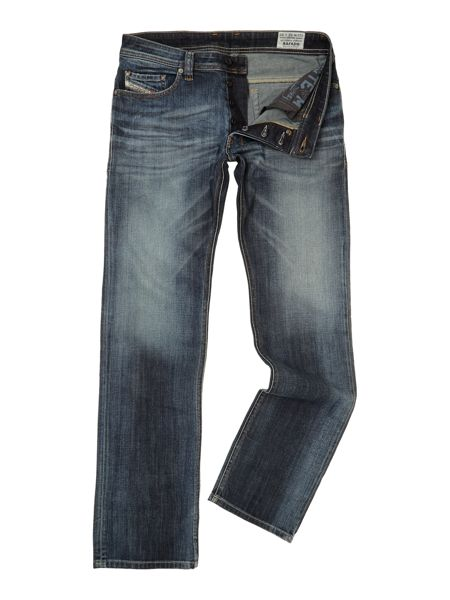 Diesel Safado 885k Straight Leg Stretch Jeans