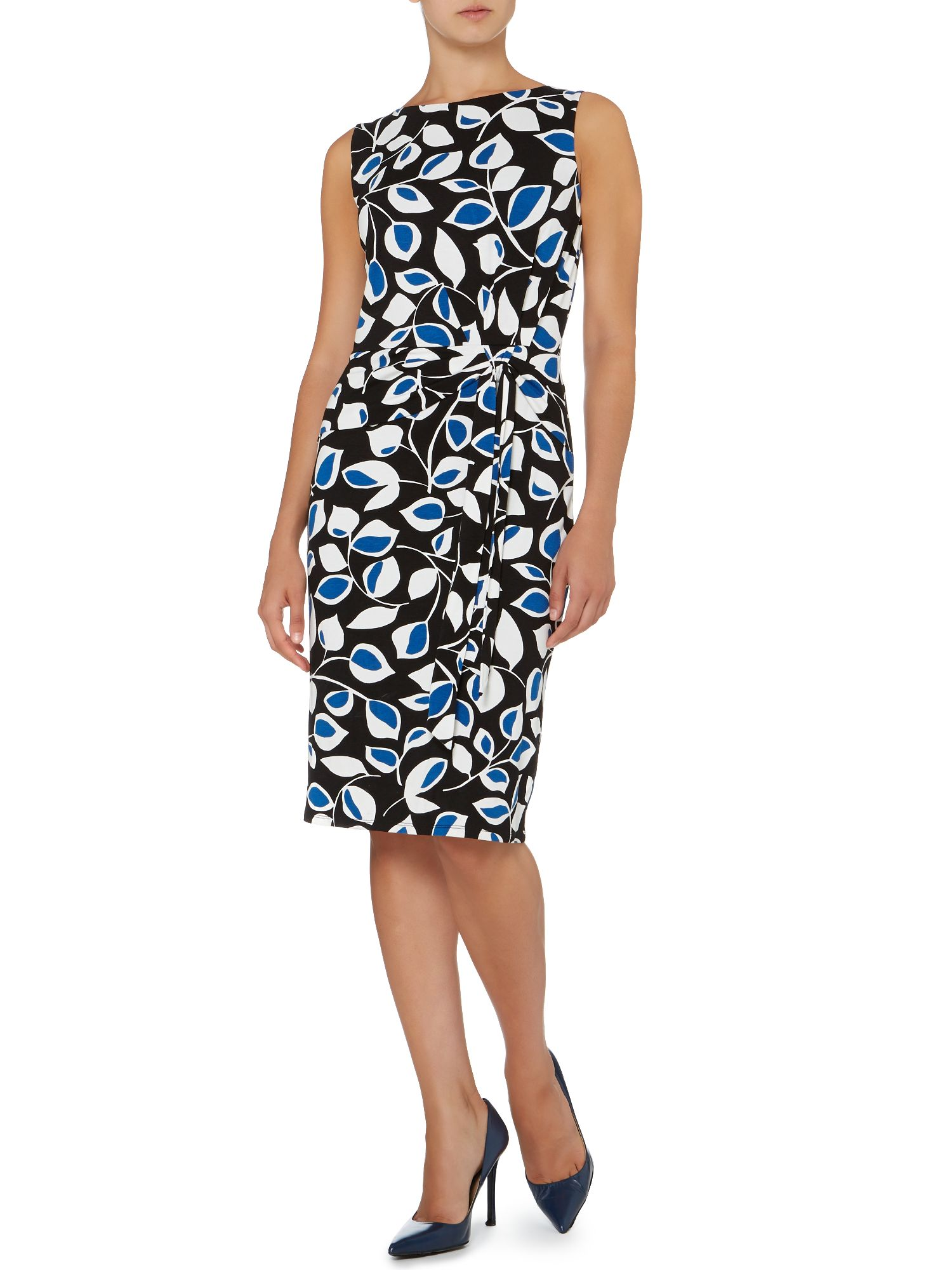 Venessa side tie dress