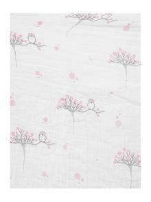 Aden & Anais Babys fitted muslin changing mat cover