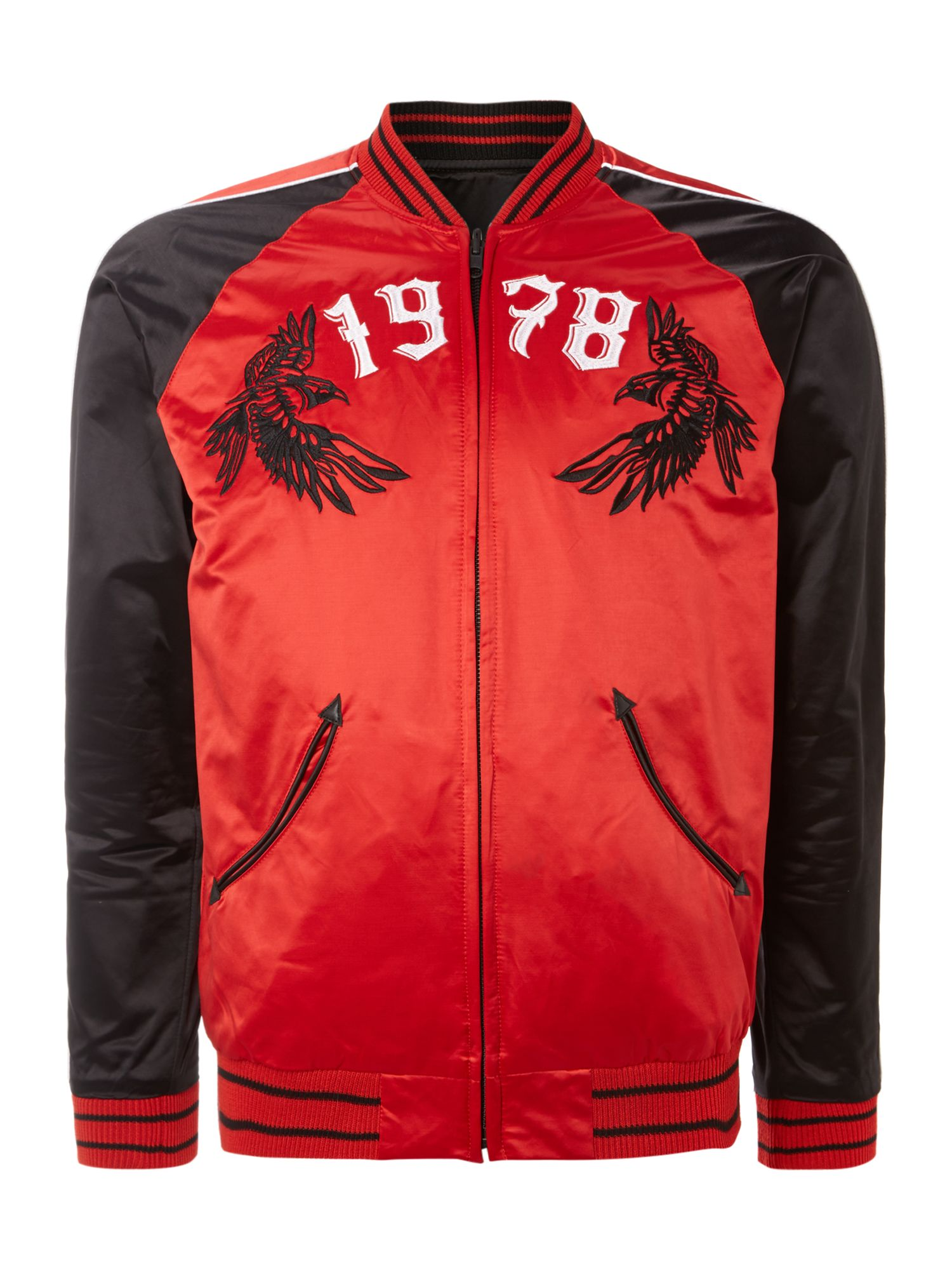 Satin bird 1978 print jacket