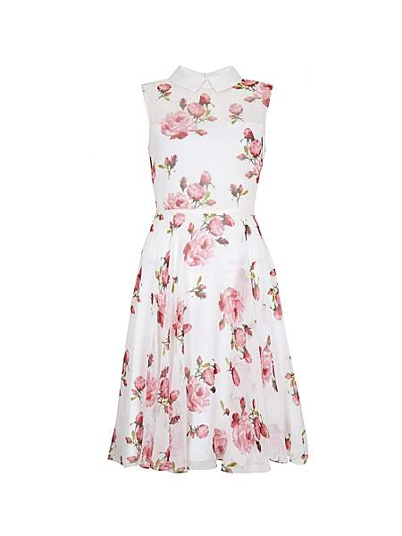Audley Dress £139 (was £199) from Hobbs