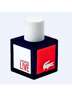 L!ve Eau de Toilette 40ml