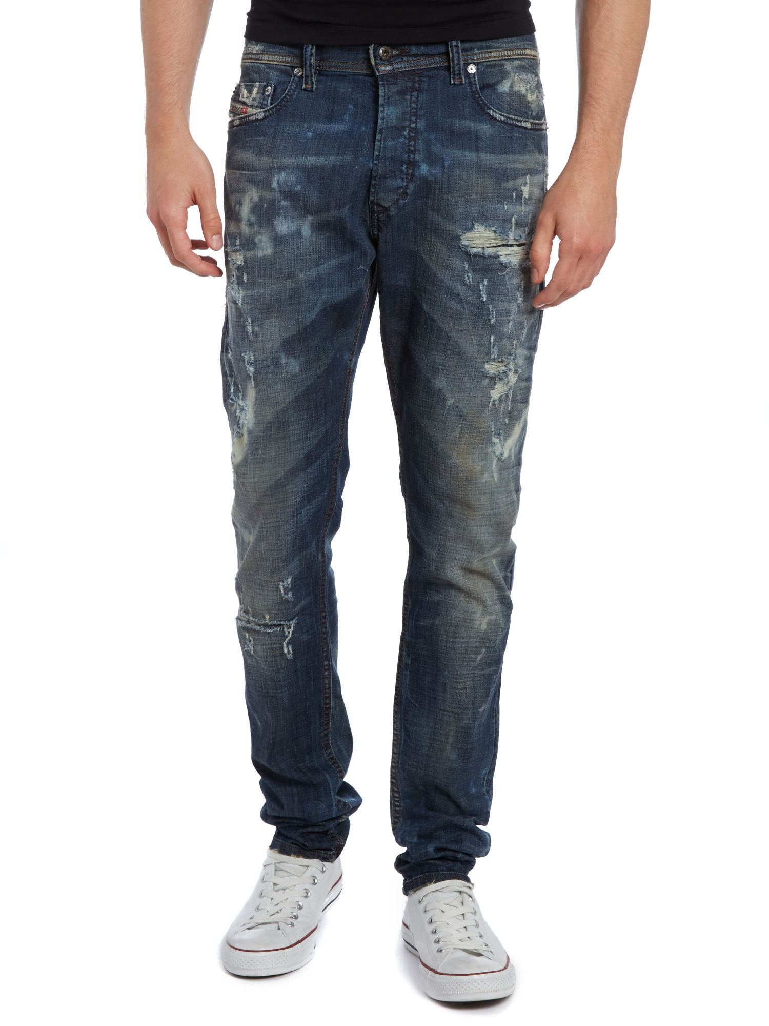 Tepphar 830k tapered carrot jeans
