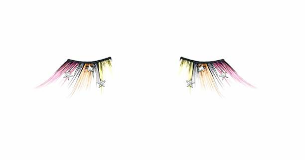 False Eyelashes Natural Mika Ninagawa Edition