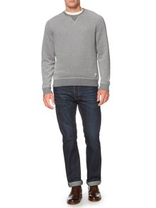 Spencer crew neck sweater